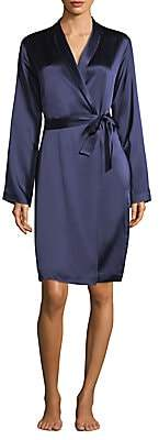 La Perla Women's Silk Robe