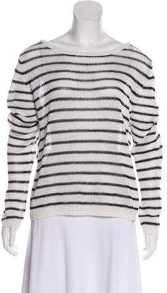 360 Sweater Stripe Knit Sweater
