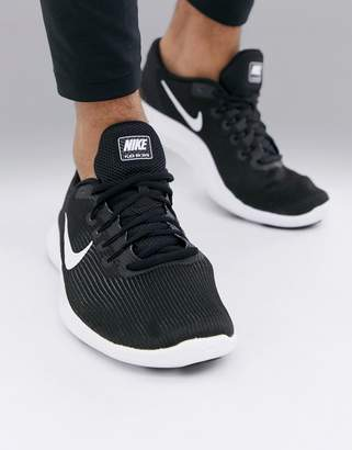 Nike Running Flex 2018 sneakers in black aa7397-018