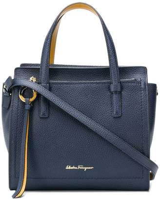 Salvatore Ferragamo small Amy tote