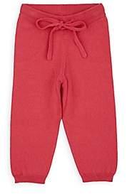 Lucky Jade INFANTS' COTTON-CASHMERE PANTS