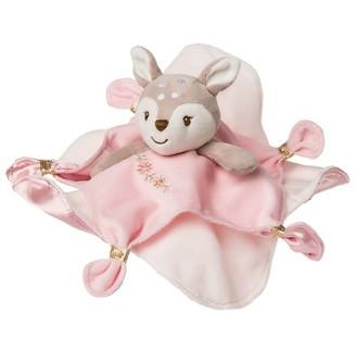 Mary Meyer Baby Blanket Itsy Glitzy Fawn 13''