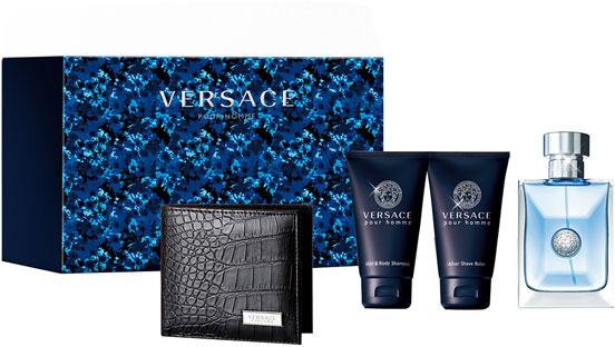 Versace pour Homme Fragrance Set