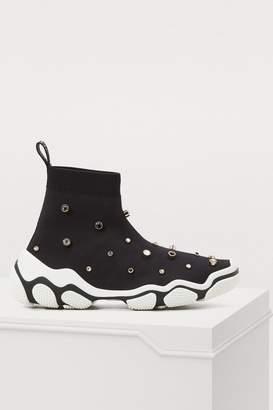 RED Valentino Glam Run sock sneakers