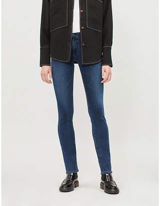 AG Jeans Harper mid-rise slim-fit jeans