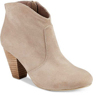 Report Marque Ankle Booties $49 thestylecure.com