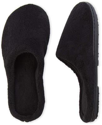 Dearfoams Terry Cloth Clog Slippers