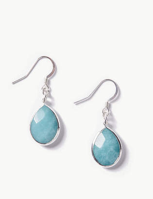 Marks and Spencer Silver Plated Drop Earrings