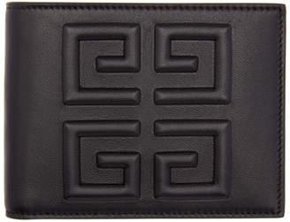 Givenchy (ジバンシイ) - Givenchy ブラック デボス 4G ウォレット