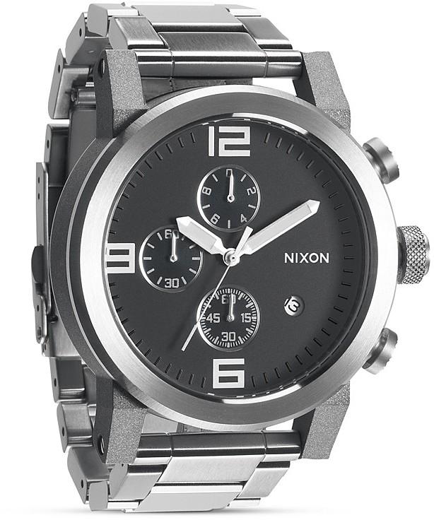 Nixon The Ride Watch, 49mm
