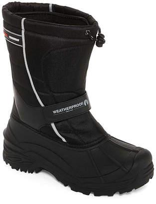 Weatherproof Mens Snowbird II Winter Boots Water Resistant Insulated Elastic