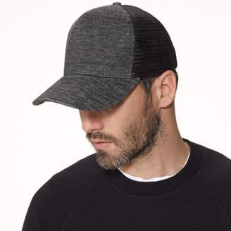 James Perse HEAVY TRI-BLEND TRUCKER HAT