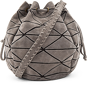 Cleobella Bowie Crossbody in Charcoal. $285 thestylecure.com