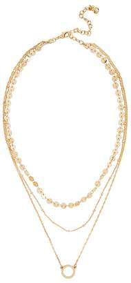 BaubleBar Adrielle Layered Necklace, 19""