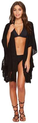 Roxy Desert Oasis Kimono Cover-Up Women's Swimwear