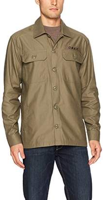 Obey Men's Breakdown Shirt Jacket