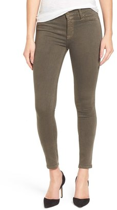 Women's Hudson Jeans 'Nico' Shredded Ankle Jeans $175 thestylecure.com