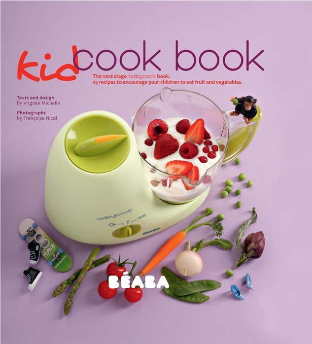Beaba Kid Cookbook