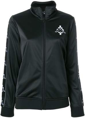 Marcelo Burlon County of Milan Kappa zipped jacket