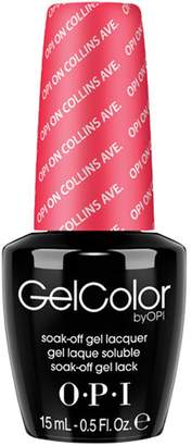 OPI Gel Nail Color, On Collins Ave, .5 Ounce