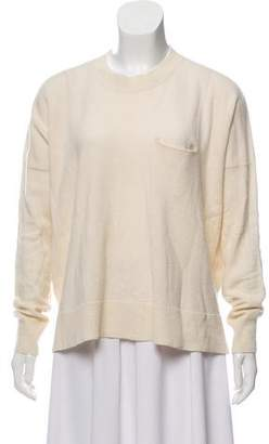 Demy Lee Cashmere Crew Neck Sweater