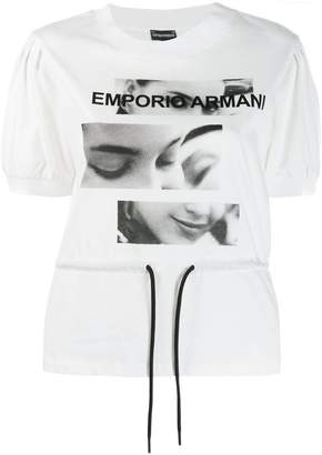 8ad3876b Emporio Armani Tops For Women - ShopStyle UK