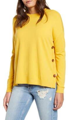 Vero Moda Side Button Sweater