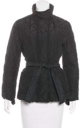 Max & Co. MAX&Co. Belted Quilted Jacket