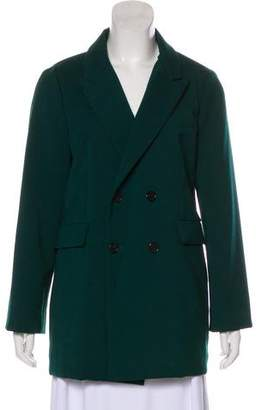 Marni Virgin Wool-Blend Double-Breasted Coat
