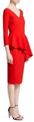 Chiara Boni Gitana Ruffled Dress