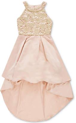 Speechless Big Girls Caged Lace Dress