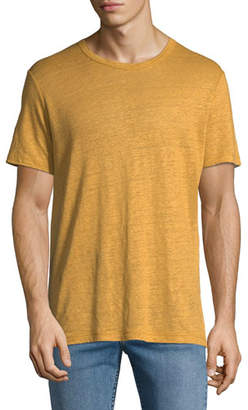 Theory Men's Storm Linen Essential T-Shirt