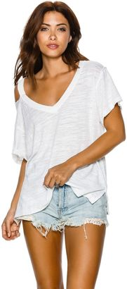 Free People Surfs Up Tee $58 thestylecure.com