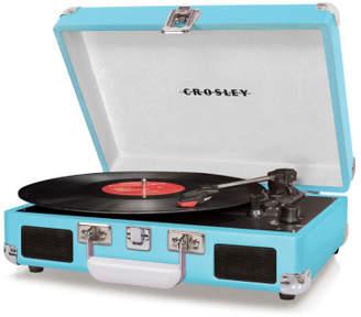 Crosley Turquoise Deluxe Cruiser turntable