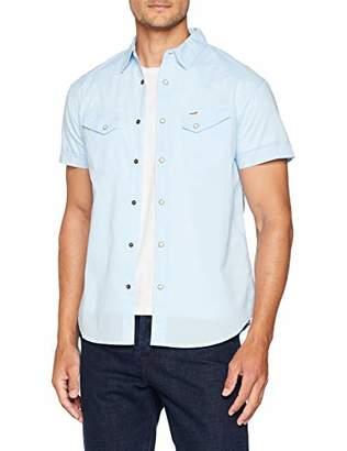 c911ab5f1fb at Amazon.co.uk · Wrangler Men s Ss Western Shirt Casual