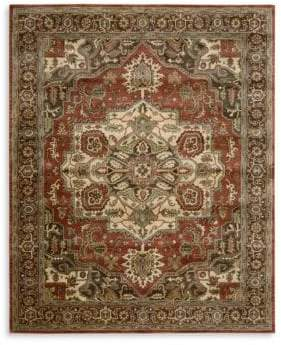Nourison Rugs Jaipur Rug Collection- Red