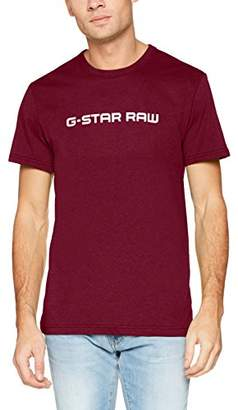 G Star Men's Loaq R T S/s T-Shirt