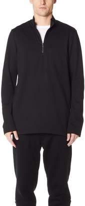 Y-3 Y 3 M Sashiko Half Zip Sweater
