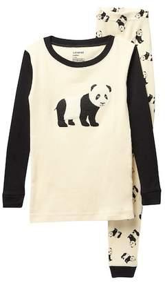 Leveret Panda 2-Piece Pajama Set (Toddler, Little Boys, & Big Boys)