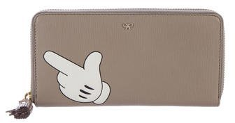 Anya Hindmarch Anya Hindmarch Large Pointing Wallet