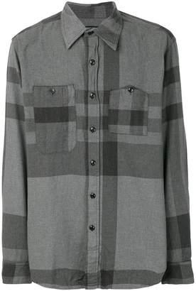 Engineered Garments check shirt