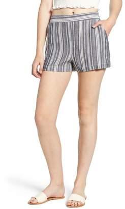 Socialite Stripe Yarn Dye Shorts