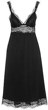 Eberjey Women's Myla Jersey & Lace Nightgown