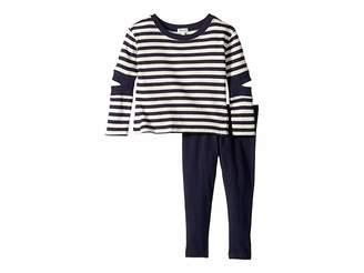 Splendid Littles Stripe Cut Out Set (Toddler)