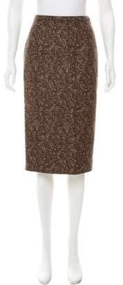 Michael Kors Knee-Length Pencil Skirt
