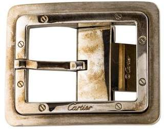 Cartier Santos Belt Buckle
