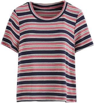 Goodnight Macaroon 'Kimora' Striped Short Sleeved T-Shirt (2 Colors)