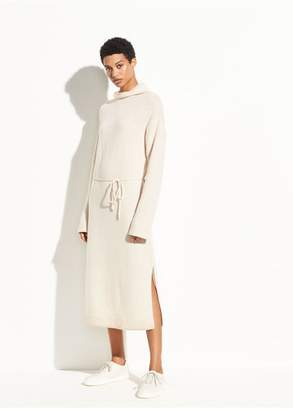 Vince Wool Turtleneck Dress