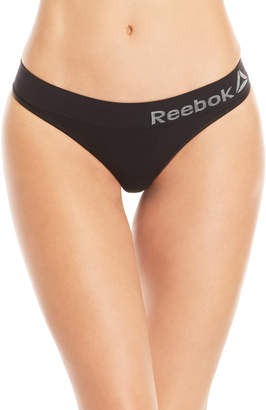Reebok 3-Pack Seamless Thong