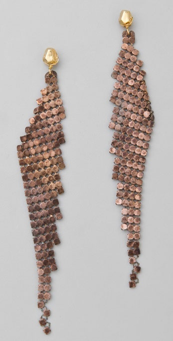 Pade Vavra Mesh Earrings